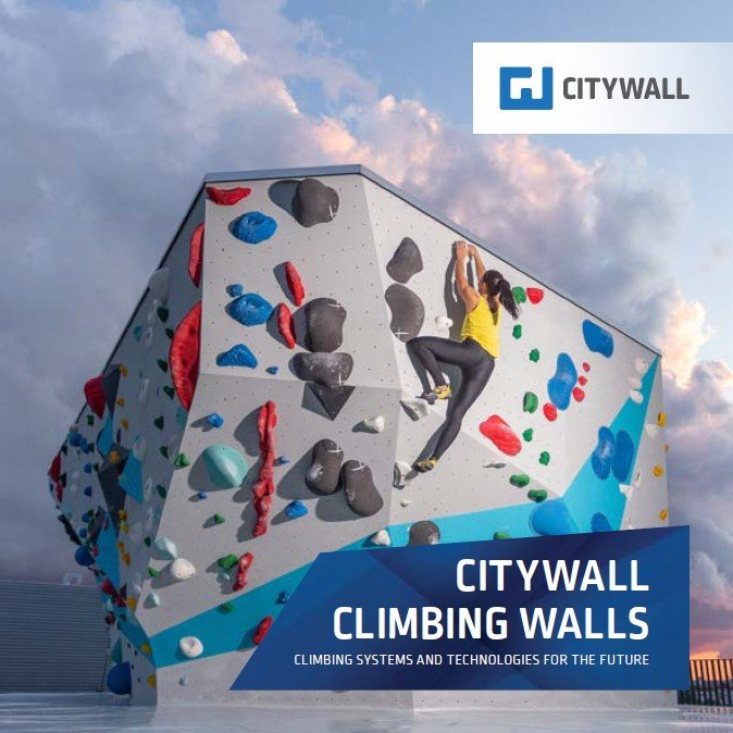 Citywall CAT cover ENG